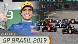 Resumen del GP de Brasil - F1 2019