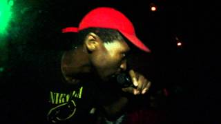 MALIK BURGERS - LICK MOB @ CAMP LEMON LAKE 3/13/15