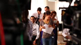 Kibariye Reklam Filmi Kamera Arkası