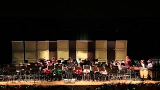 "Bleyl Middle School Concert Band ""Christmas Bits and Pieces"""