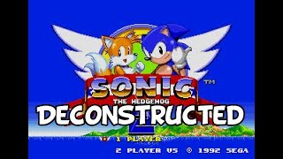 Sonic 2 - Emerald Hill Zone - Deconstructed