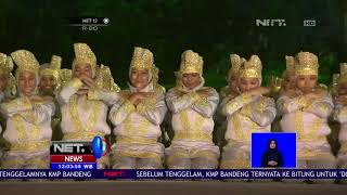 Kemeriahan Opening Ceremony Asian Games 2018 Sukses Digelar-NET12 width=