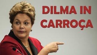 Dilma in carroça [Paródia Loubet - Made in roça]