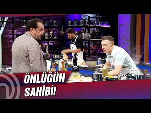 Ana Kadroya Giden Üçüncü İsim | MasterChef Türkiye 28. Bölüm