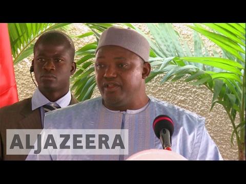 Gambia politics: Adama Barrow appoints his cabinet