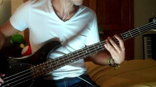 Zoé - Soñé Unplugged (Bass Cover) + Tab