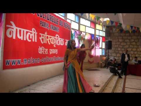 Holi Dance by Jainnoo and Nikita.MTS
