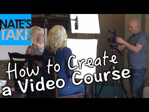 How To Create an Online Course with Teachable (Step-by Step-Tutorial)