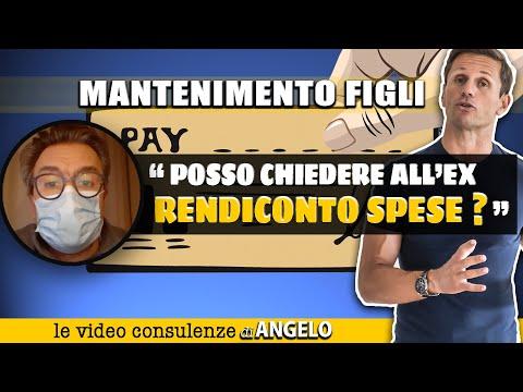 OBBLIGO di rendicontazione spese per il MANTENIMENTO FIGLI | Avv. Angelo Greco