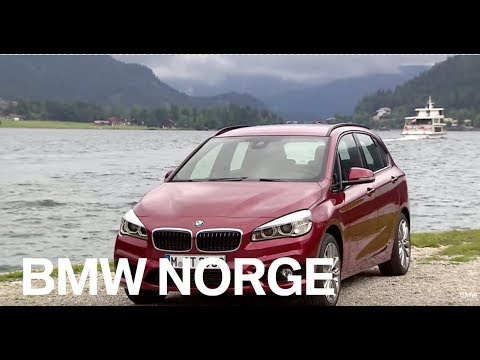 A closer look at the BMW 2 Series Active Tourer