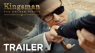 Kingsman: The Golden Circle | Official HD Red Band Trailer #2 | 2017