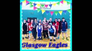 Glasgow Eagles Basketball Team Number Wan