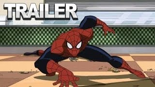 Ultimate Spider-Man (TV Series) - First Trailer