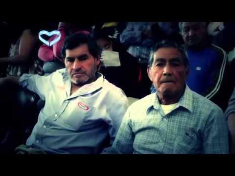 Dr. Antonio Anzalaz - Abanderado de la Argentina Solidaria 2014