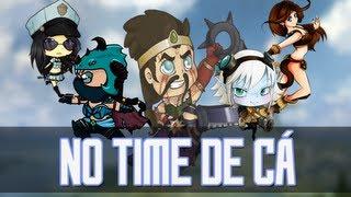 Do lado de cá: Paródia League of Legends | No time de cá