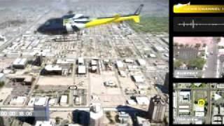 Helicopter Crash Phoenix Computer Animation