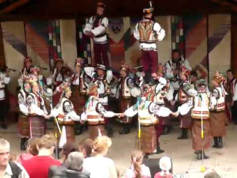 Hutsul Dance by Hutsulia Ensemble from Ivano-Frankivsk, West Ukraine