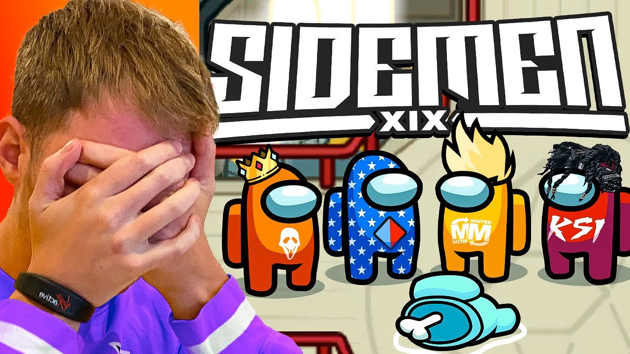Calfreezy - The Truth About Sidemen & Friends On Among Us...
