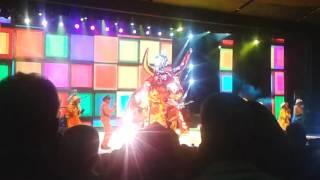 Show com Michel Teló BEM SERTANEJO o musical 15