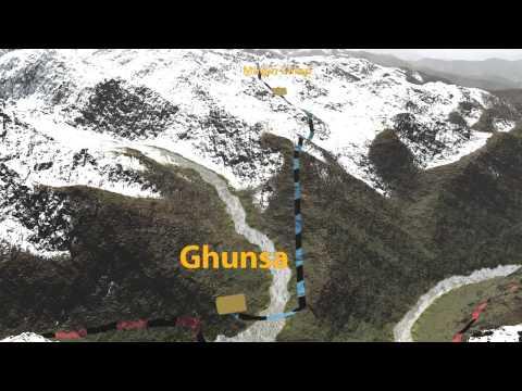 From Ghunsa to Sukitar