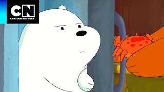 ¿Cómo le quito un cangrejo a un oso?   Escandalosos   Mes de la Risa   Cartoon Network