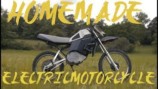 Homemade Electricmotorcycle