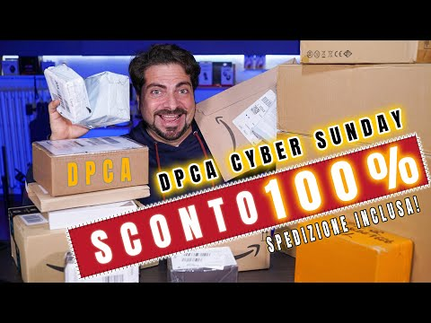 DPCA Cyber Sunday! 29/11/2020 alle 14:30