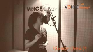 """[보이스튜닝] Jessie J """"Thunder"""" cover"""