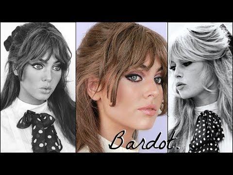 brigitte bardot makeup & hair   modern sixties!