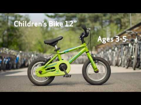 Center Parcs Cycle Centre