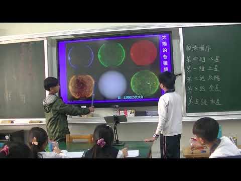 太陽系專題報告 認識太陽