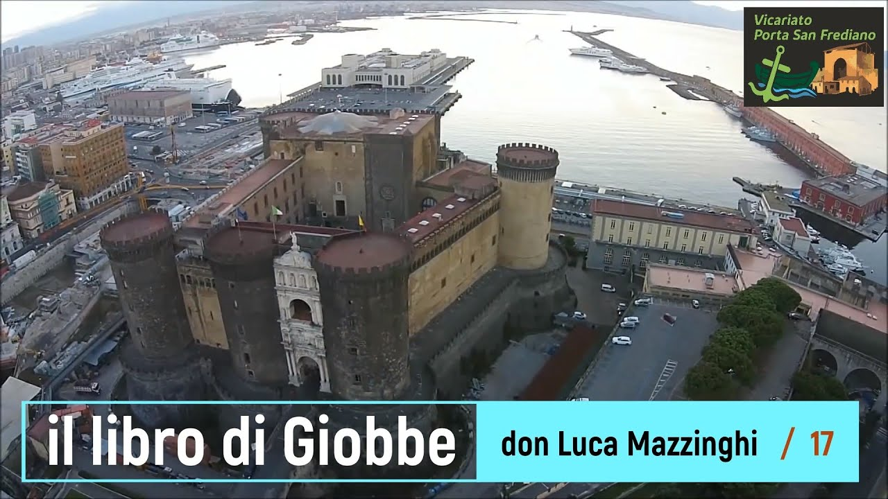Il libro di Giobbe – 17 – Giobbe (cap. 32-37), Eliu (prima parte) – prof. Luca Mazzinghi