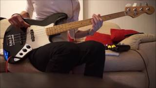 Katy Perry - Chained To The Rhythm (Bass Cover)