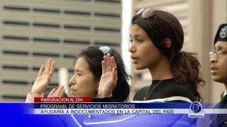 Programa de servicios migratorios ayudaría a indocumentados en la capital del país