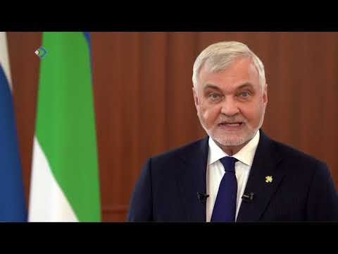  Глава Коми Владимир Уйба выступил с очередным видеообращением