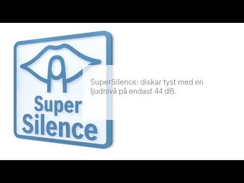 Bosch, DISKMASKINER, Serie | 6, SMP68M05SK