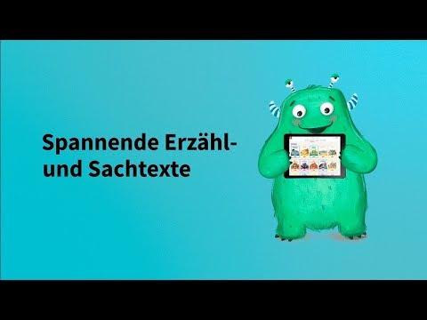 Digitale Leseförderung für die Grundschule