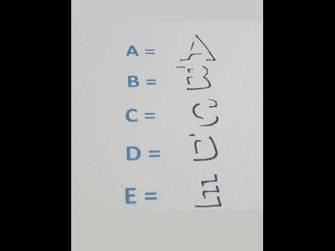 كيف تكتب بطريقه ثلاثيه الابعاد ?