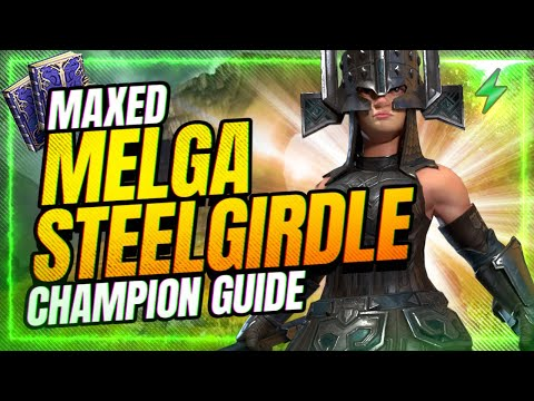 Melga Steelgirdle | FACTION WAR GODDESS! | RAID Shadow Legends
