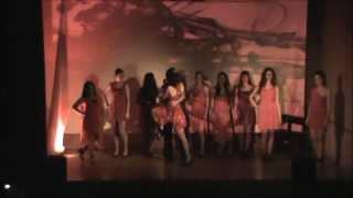Amor de uma só hora-   F.A.D.O.S.- Forma Alternativa de Ouvir Sentir.Dançarinas