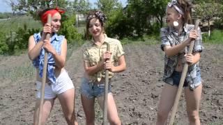 FanMade: Fetele la prăşit (Ionel Istrati - Eu numai,numai) part 2