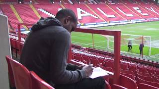 Wish you were here - Pritch (Charlton Athletic)