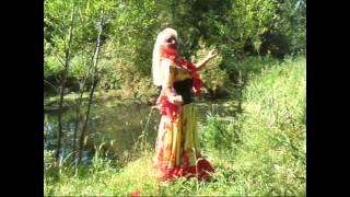 """Цыганская песня """" Ручеёчек, ручеёк"""" - Олеся Яровая."""