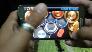 Halik   Real Drum App Cover