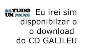 Fernandinho CD GALILEU