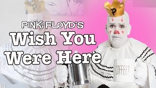 Wish You Were Here - Pink Floyd cover (in a coffee shop) - Puddles Pity Party