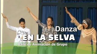 Danza EN LA SELVA ME ENCONTRÉ -Wiki, Waka...-