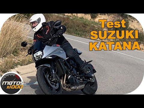 Test Suzuki Katana   Motosx1000