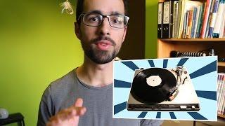 POURQUOI j'ai fait une vidéo à propos d'une platine?