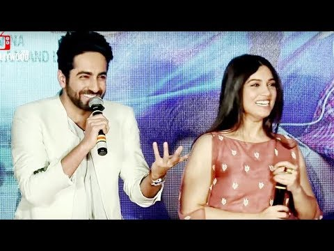 Ayushmann & Bhumi Reveal Whether SEX or LOVE Is More Important For Them   Shubh Mangal Savdhaan